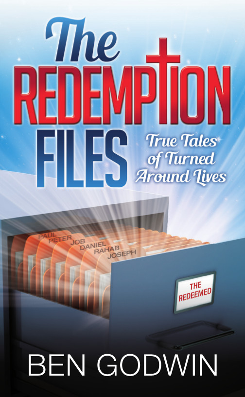 The Redemption Files $11.99