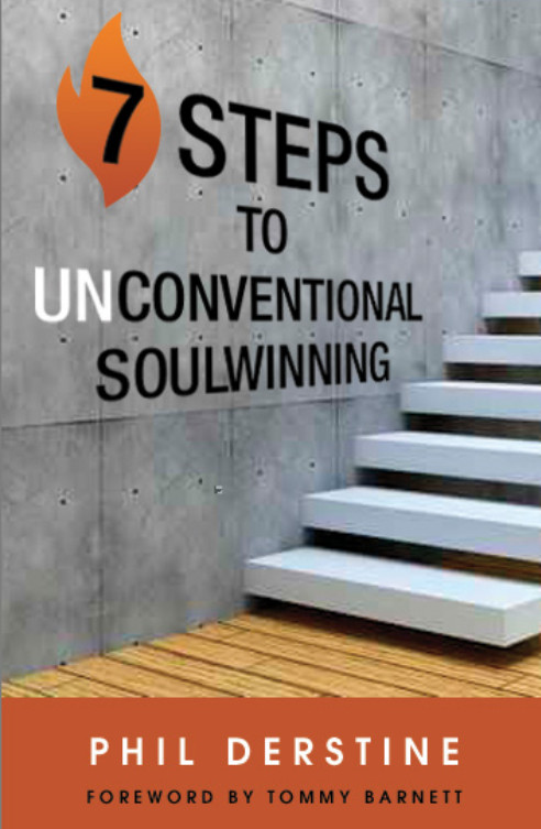 7 Steps to Unconventional Soul Winning $14.99