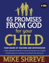 65 Promises From God for Your Child (4 CDs)